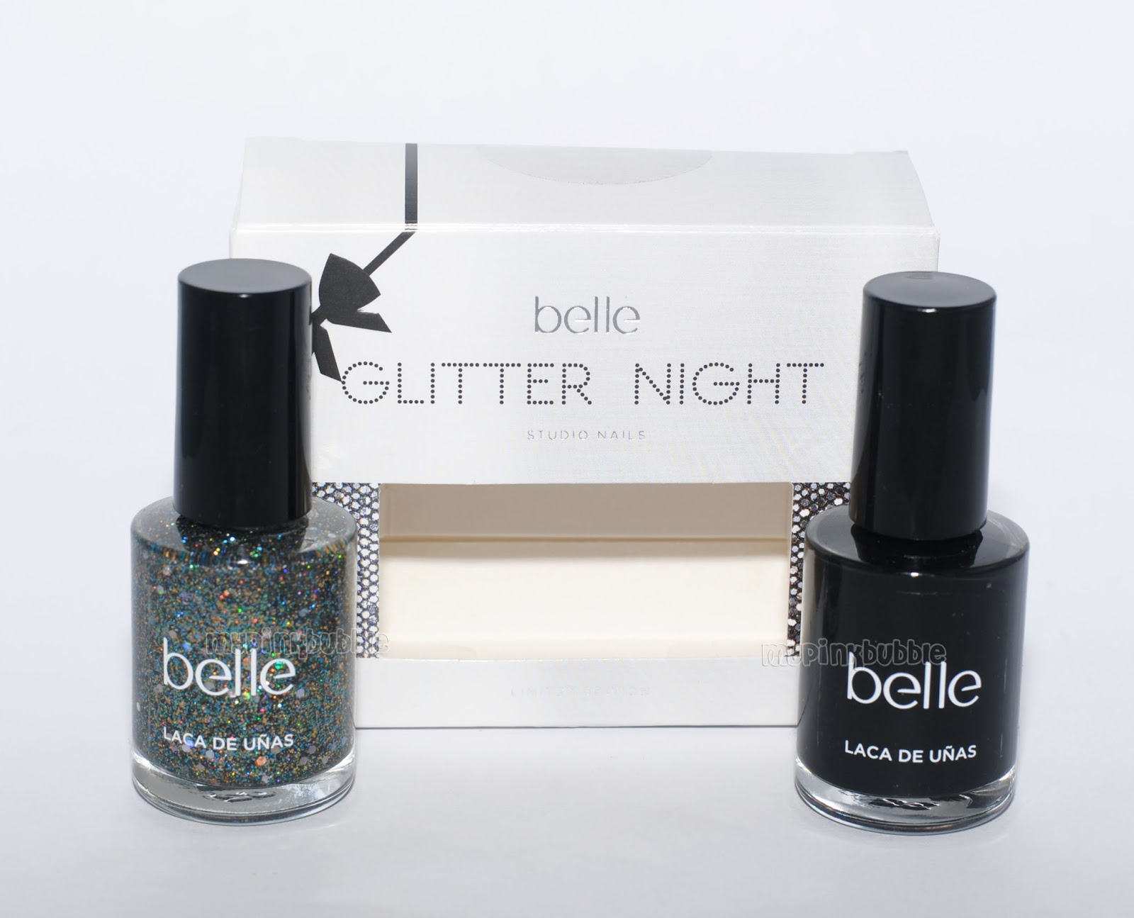 Belle Glitter night