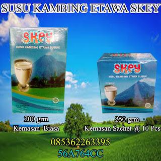 Distributor Susu Kambing Etawa Skey