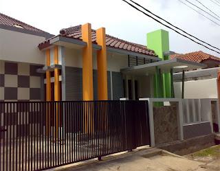 pagar rumah minimalis, desain pagar rumah minimalis