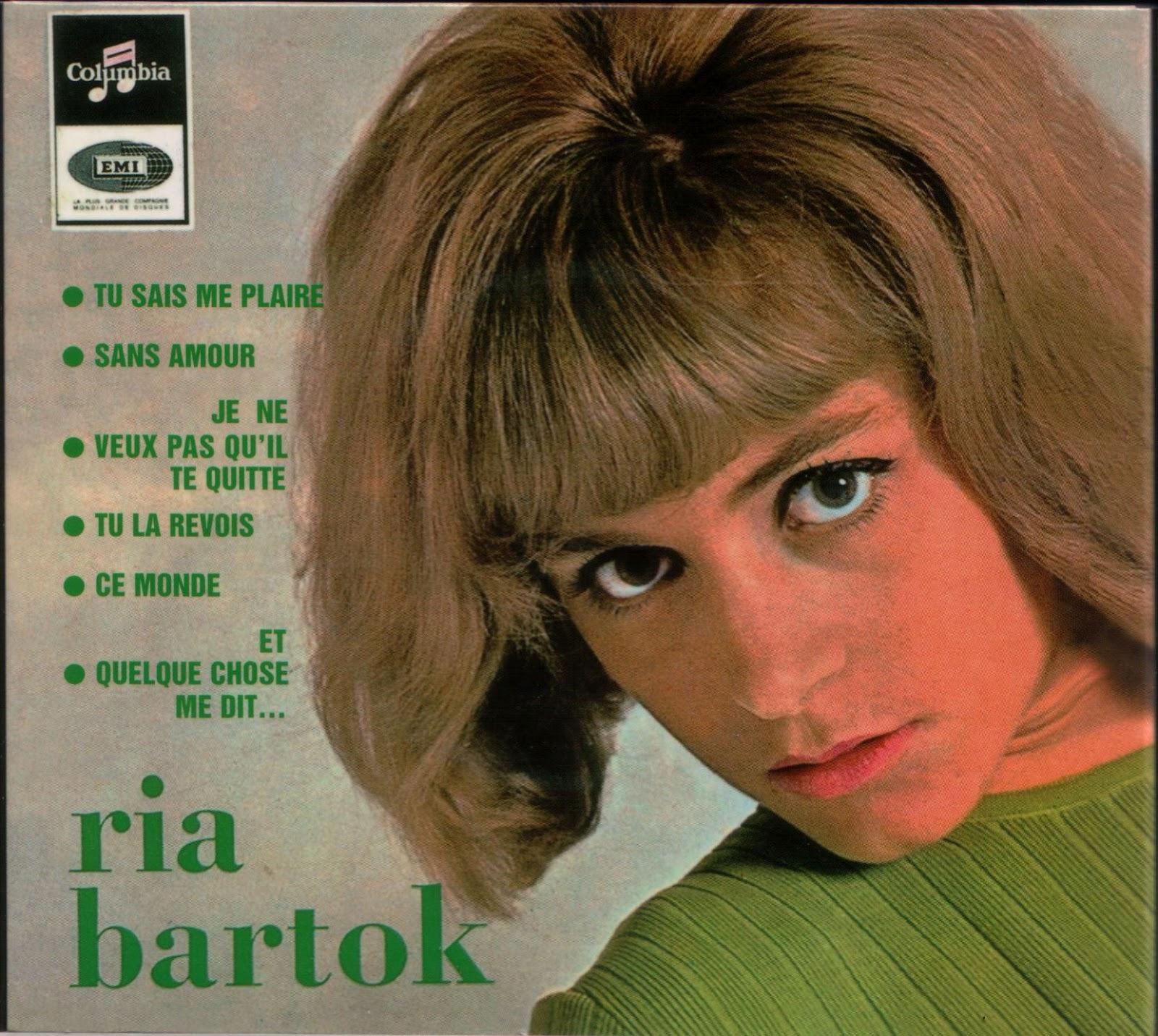 Ria Bartok Frankie