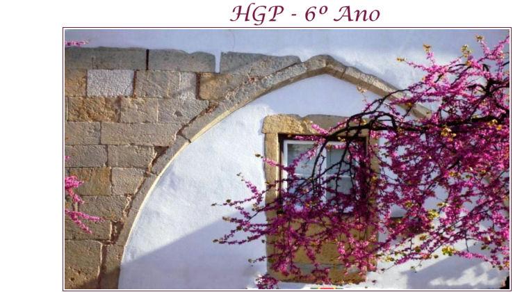 História e Geografia de Portugal 6