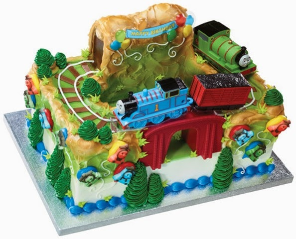 The Everything Blog Sameers Thomas the train birthday party