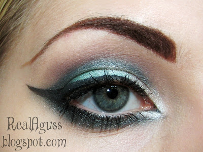 Green Mist make-up photo 2