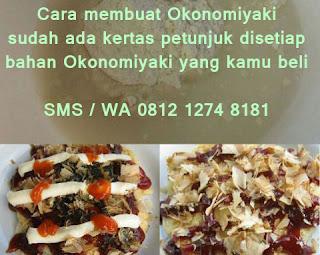 franchise takoyaki dan okonomiyaki
