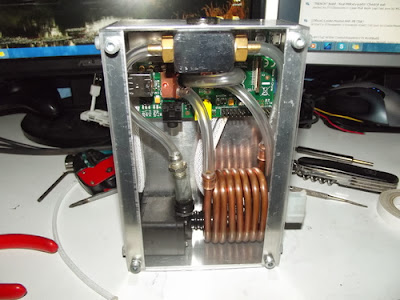 Water cooler para Raspberry Pi