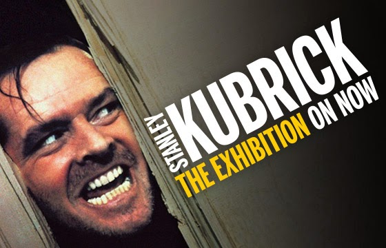 Stanley Kubrick: The Exhibition promo poster