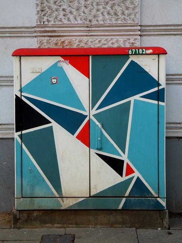 Hambourg Hamburg street urban art Peterstrasse