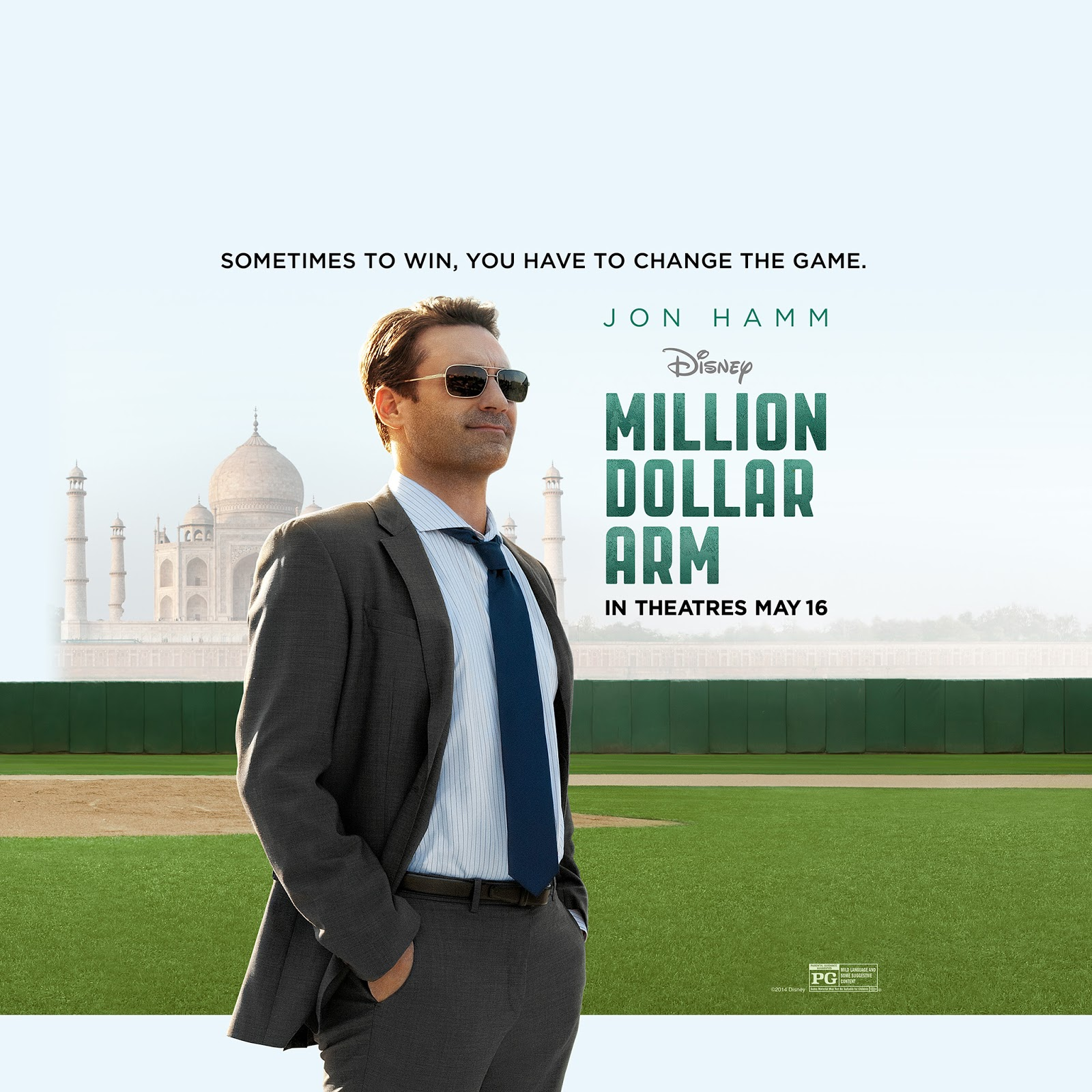 Full Movie Million Dollar Arm For Free