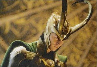 Casque de Loki