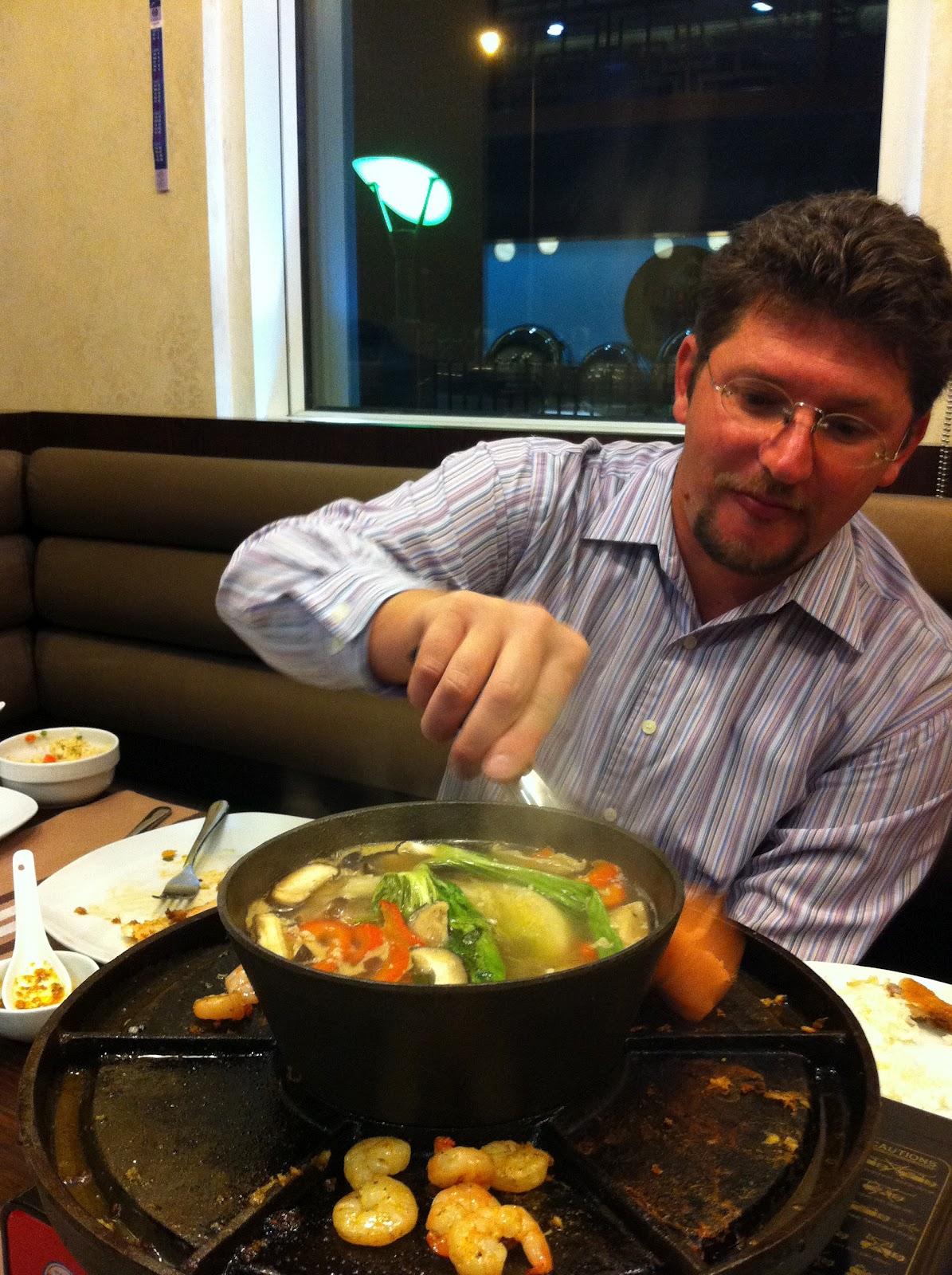 sizzling hot pot doha