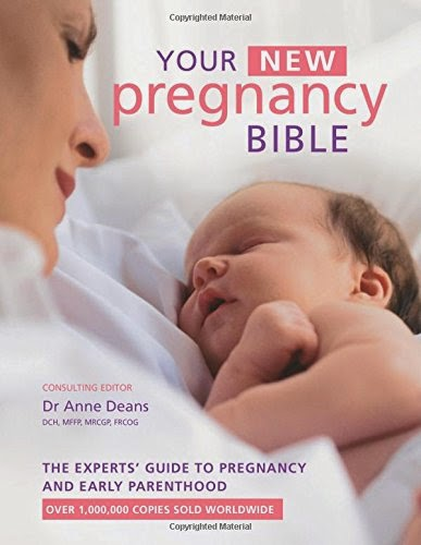 Cover of Your New Pregnancy Bible by Dr Anne Deans