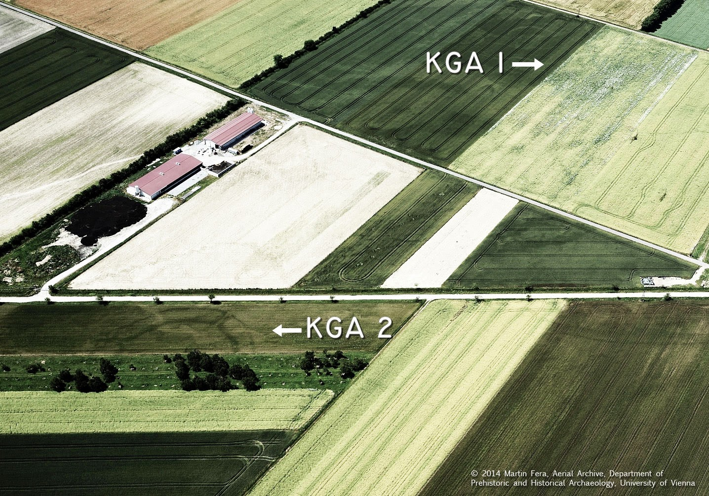 7,000 year old circular earthworks found in Austria