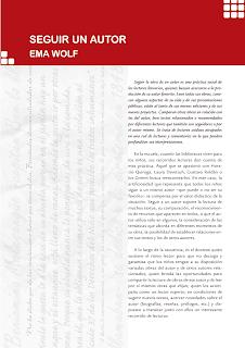 Seguir un autor_Ema Wolf