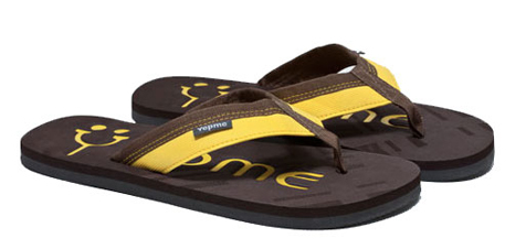 Get Brown Flip-Flop worth Rs.250 at just 99