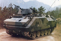 K200 Korean Infantry Fighting Vehicle