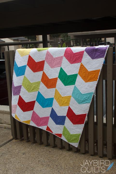 Giggles Baby Quilt | Jaybird Quilts : jaybird quilt - Adamdwight.com