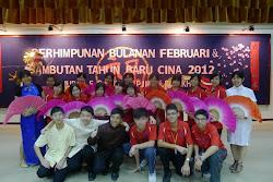 Persembahan Perhimpunan Sambutan CNY 2012