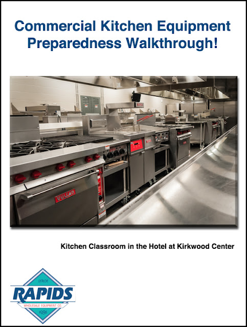 commercial restaurant kitchen equipment