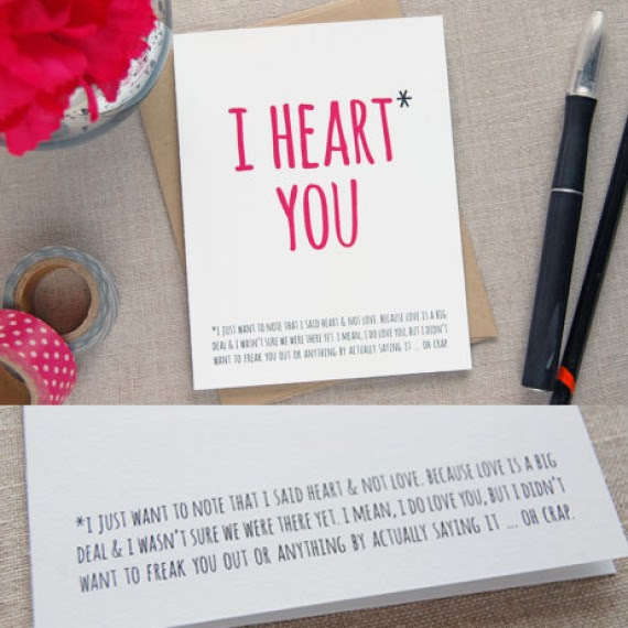 Did You See This HuffPo Article On 21 Awkward Valentineu0027s Day Cards For  Your Confusing Modern Relationship? Some Of Them Are Hilarious.