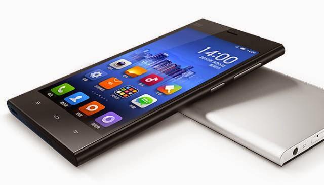 HP CINA  Xiaomi mi3