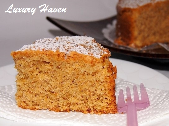 delights heaven mothers day earl grey butter cake review