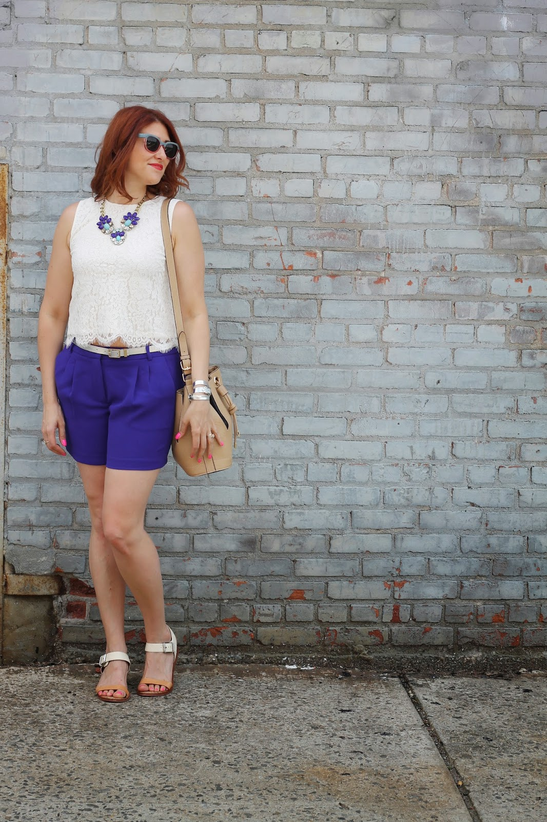 silk crepe, shorts, j, crew, lace, crop, top, sam, edelman, Trina