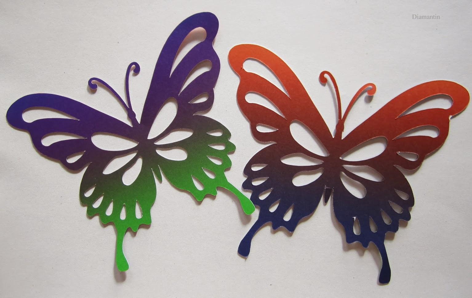 Diamantin´s Hobbywelt: Schmetterlinge