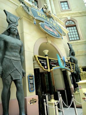 Pharaoh's Fury at Lotte World Seoul
