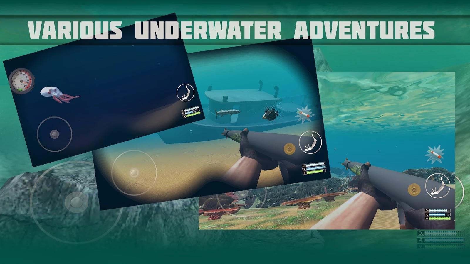 Screenshot Adventure Hunt Android