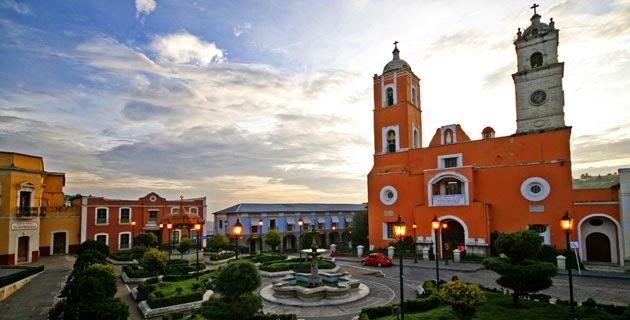 Visita Mineral del Monte, Hidalgo