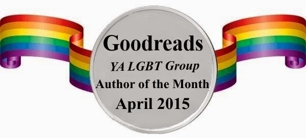 Goodreads YA LGBT Group Author of the Month April, 2015