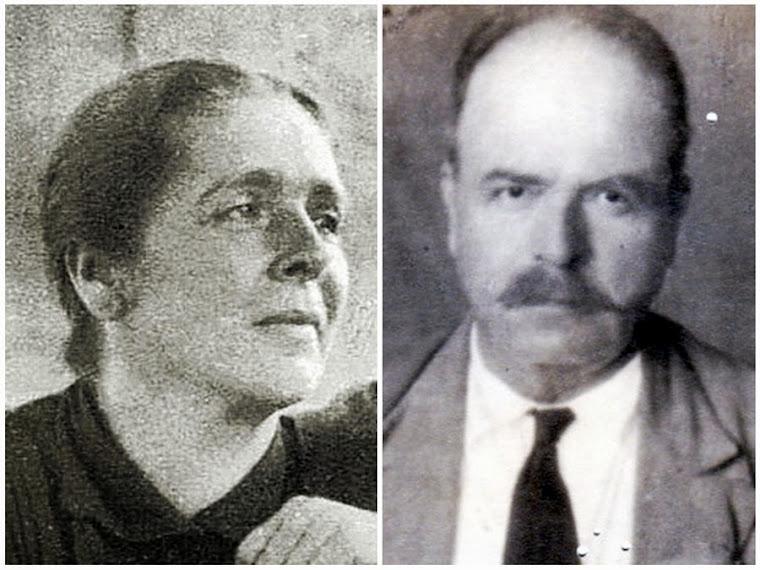 Ricardo Ossa Montoya (1861 † 1941) –María del Carmen Ossa Tobón (1883 † 1929)