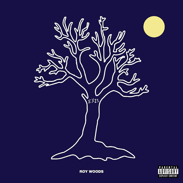 Roy Woods - Exis EP Cover