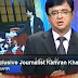 Exclusive Journalist Kamran Khan Last Words on...