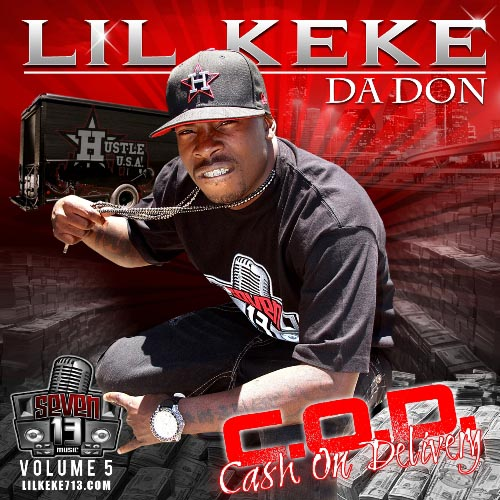 lil keke seven 13 c.o.d.