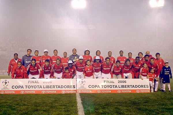 Internacional - Libertadores 2006