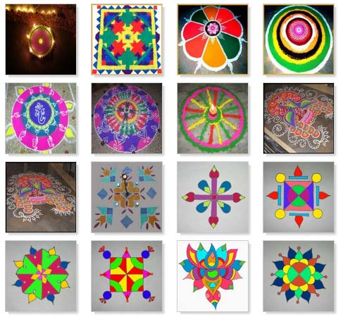 rangoli designs wallpaper stars - photo #37