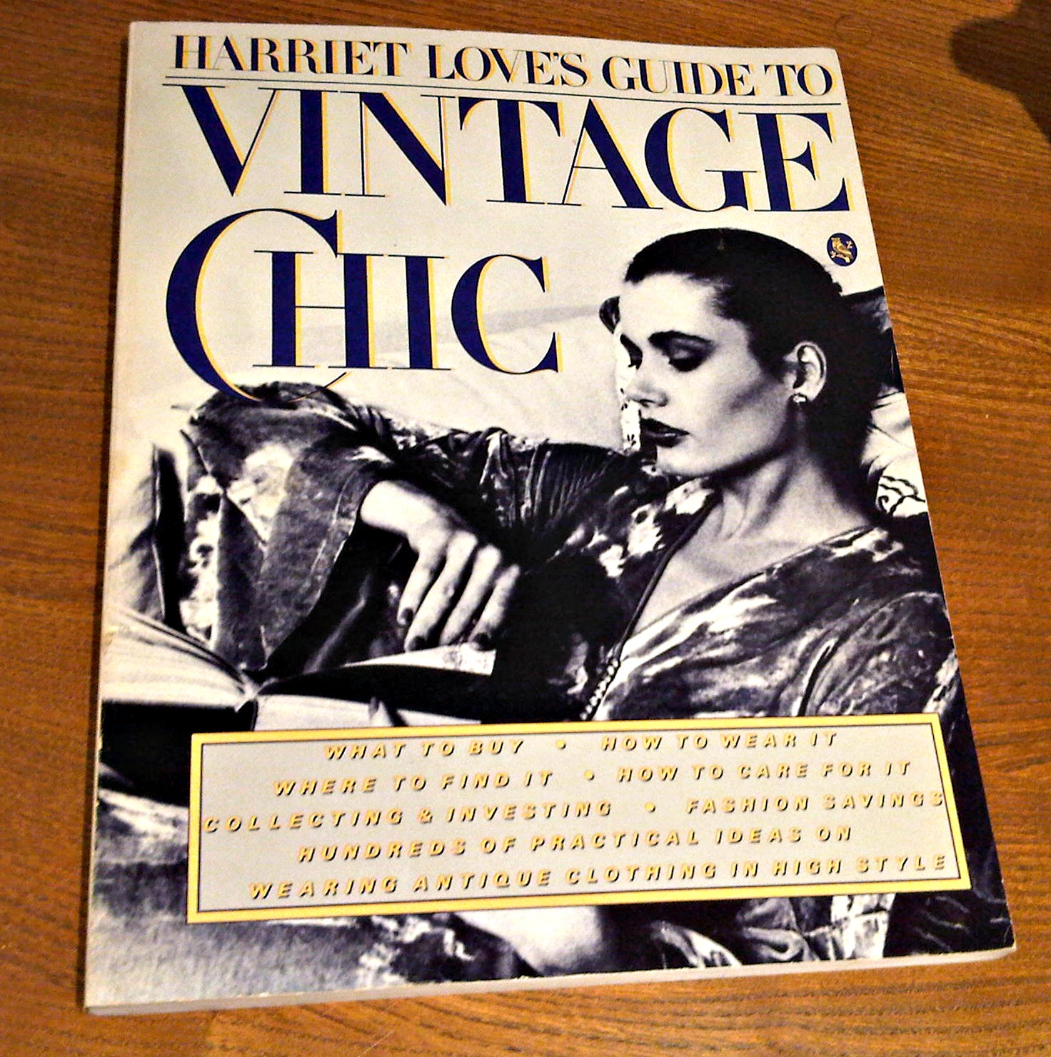 Last year reads harriet love 39 s guide to vintage chic - Vintage and chic love ...