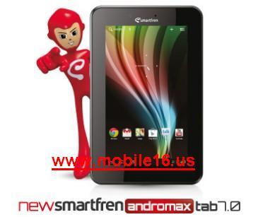 Tablet Smartfren Andromax Tab 7.0 Review | Mobile16