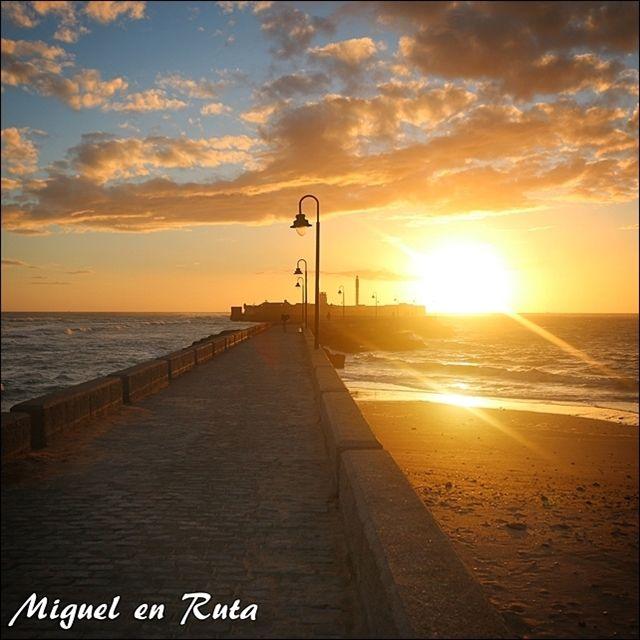 Cádiz-puesta-de-sol