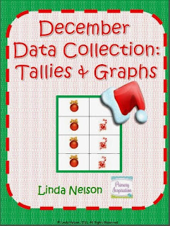 http://www.teacherspayteachers.com/Product/December-Data-Collection-Tallies-and-Graphs-169729