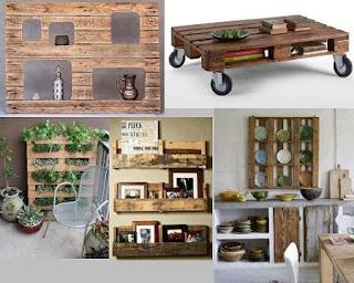 Ideas para Reciclar Palets, Muebles y Accesorios de Madera Recicalda