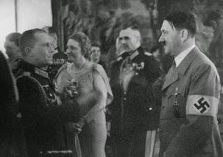 General Gotthard Heinrici, que foi casado com uma