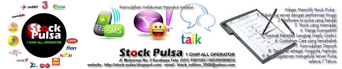Stock Pulsa