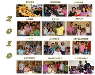 Reuniones en Veracruz 2010