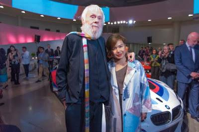 Η Cao Fei και ο John Baldessari θα είναι οι δημιουργοί των νέων BMW Art Cars. Η αγωνιστική παράδοση συνεχίζεται με τη BMW M6 GT3