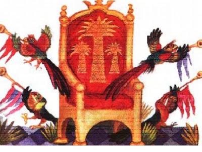 Lecturas para pequeos nios y nias El rey de los animales