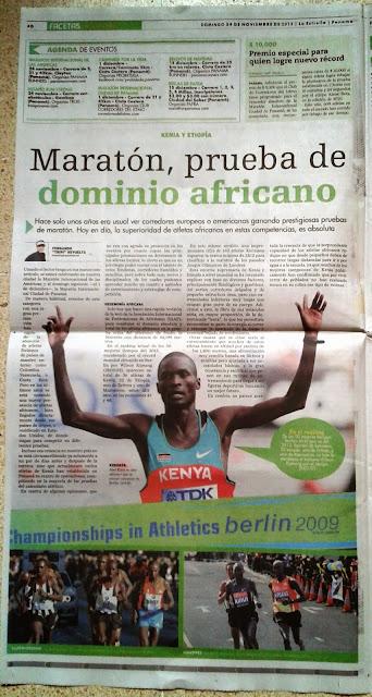 African Runners
