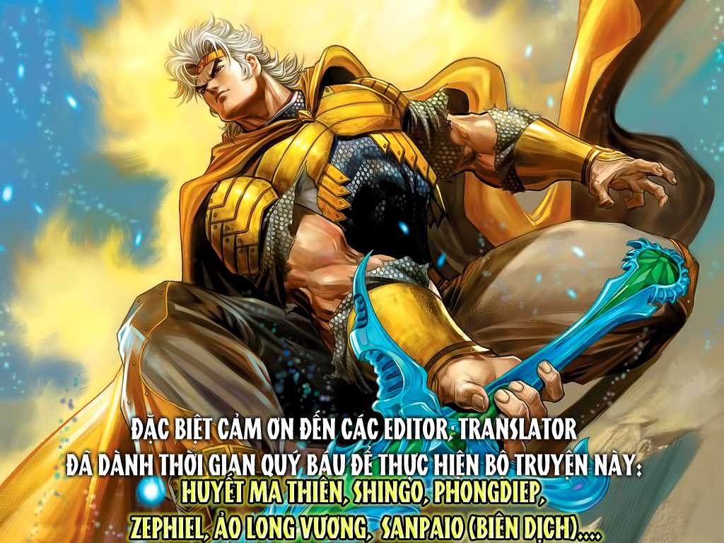 Thần Binh Huyền Kỳ I chap 146 - Trang 45