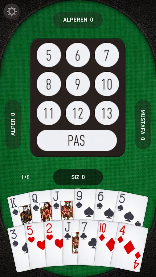 Android Batak HD Apk Oyun resimi